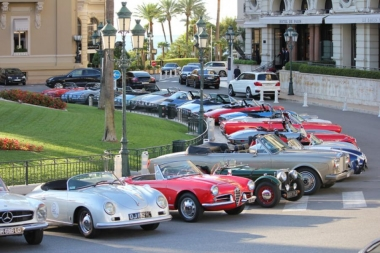 Monaco's 6th Annual Ladies Vintage Car Rally September 8 th 2019.
