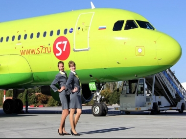 Russian S7 Airlines launches daily direct flights from Moscow to Nice.